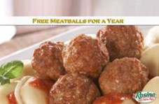 Image for Meatballs For a Year Contest
