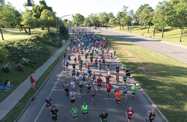 Strong Participation in the 38th Annual JP Morgan Buffalo Corporate Challenge