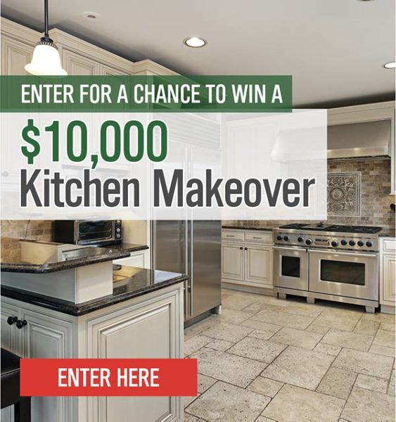 Rosina Kitchen Sweepstakes Graphic