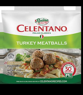 Celentano Turkey Meatballs