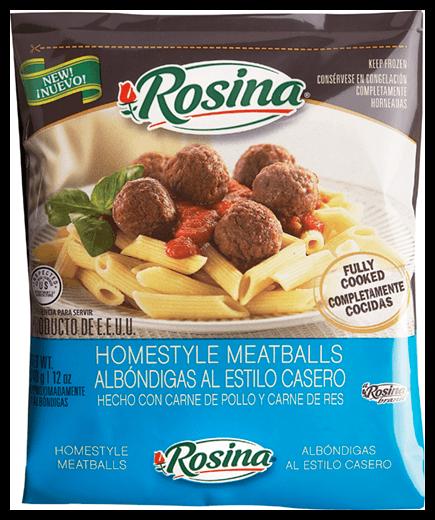 Image of International Rosina Homestyle Meatballs
