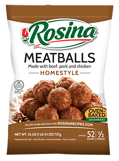 Image of Rosina Homestyle Meatballs