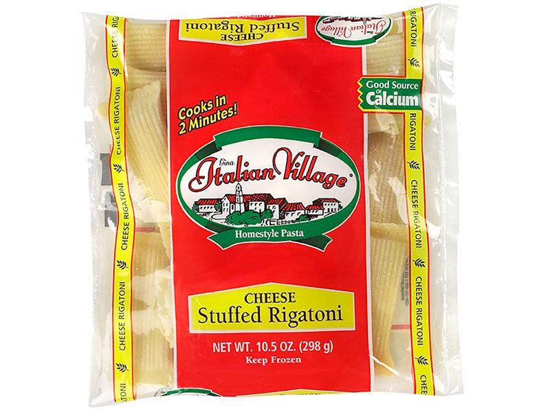Italian Village Cheese Stuffed Rigatoni