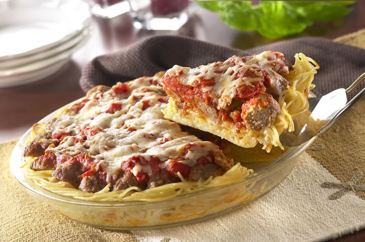 Spaghetti MB Pie